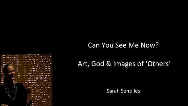 Sarah Sintilles - Can You See Me Now?